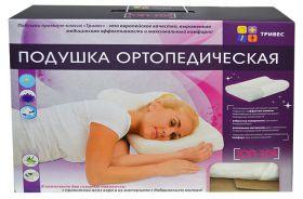 Фото 9063: Ортопедическая подушка с ребристой поверхностью Тривес ТОП 104