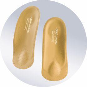 Фото 4263: Ортопедические каркасные аммортизирующие полустельки для обуви с каблуком до 5 см ORTO GRAND