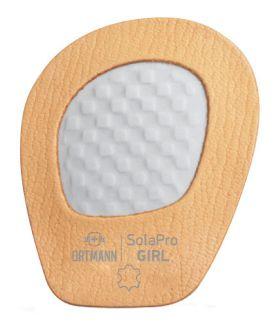 Фото 6276: Ортопедические пелоты (вкладыши) Ortmann SolaPro GIRL CZ 0550
